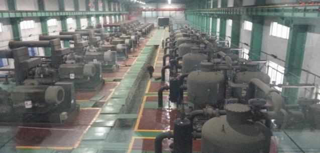 热电联产超大型空压站设计要点及建议