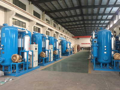 Field of External blower heating adsopt dehydration